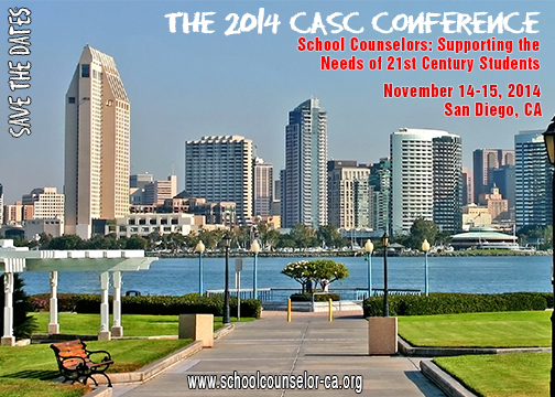 Save the Date for CASC 2014 in San Diego